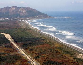 Охотское море станет внутренним морем России. Фото: DENIS SINYAKOV/AFP/Getty Images