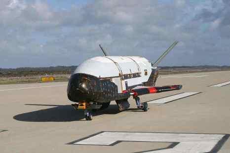 Боинг X-37B. Фото: wikimedia.org