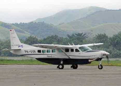 Cessna Grand Caravan самолёт компании Cessna Aircraft. На авиасалоне МАКС 2013, которой будет работать с 27 августа по 1 сентября на аэродроме в Жуковском будет представлен новый самолёт Grand Caravan EX. Фото: ROMEO GACAD/AFP/Getty Images