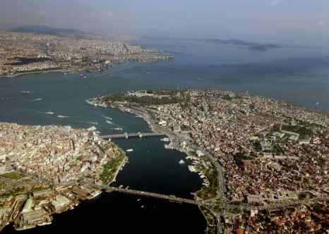 Стамбул. Фото: MUSTAFA OZER/AFP/Getty Images