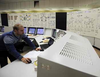 Сегодня в семи регионах России начал свою работу пилотный проект, вводящий социальную норму энергопотребления. Фото: ANDREY SMIRNOV/AFP/Getty Images