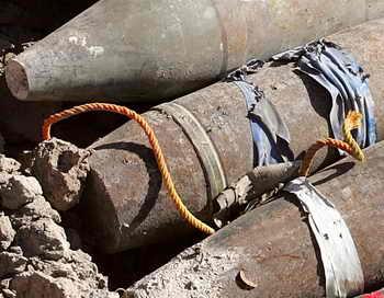 В Украине нашли 12 боеприпасов времён Второй мировой войны. Фото: John Moore/Getty Images