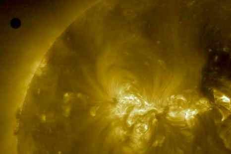 Вспышка на Солнце. Фото: SDO/NASA/Getty Images