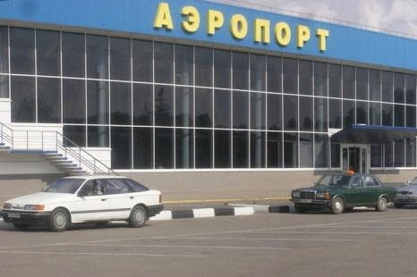 Международный аэропорт «Симферополь». Фото:  Ask Me/flickr.com