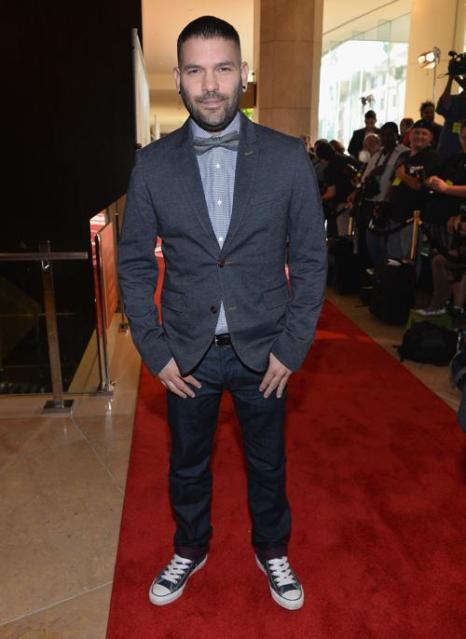 Актёр Гильермо Диас на 28-й церемонии вручения ежегодной премии «Образ» (28th Annual Imagen Awards) 16 августа 2013 года в Беверли Хиллз, Калифорния (США). Фото: Alberto E. Rodriguez/Getty Images