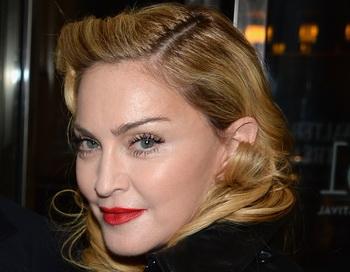 Мадонна получила запрет на посещение техасских кинотеатров. Фото: Dimitrios Kambouris/Getty Images