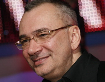 Константин Меладзе попробовал себя в роли певца. Фото с сайта meladze.tomsk.ru
