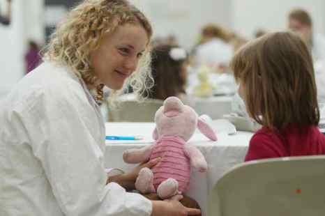 Вузы создадут группы по присмотру за детьми студентов. Фото: Sean Gallup/Getty Images