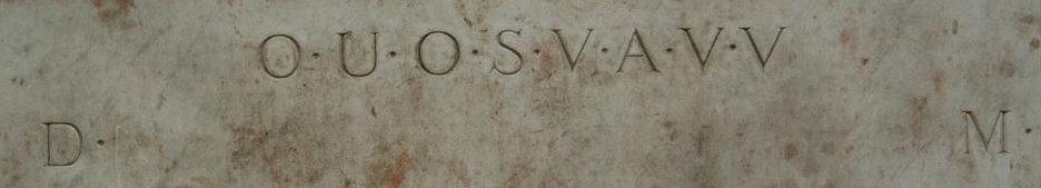 Надпись на Пастушьем памятнике. Фото: Wikimedia Commons