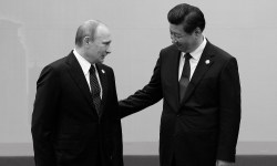 Владимир Путин, Си Цзиньпинь
