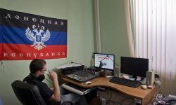 ДНР, представительство, Украина