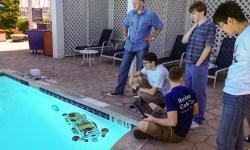 ДВФУ, технологии, подводная робототехника, международное соренование