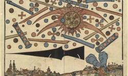 Инопланетяне, НЛО, Германия, средневековье