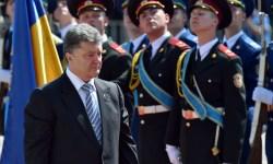 Порошенко, инаугурация, Украина
