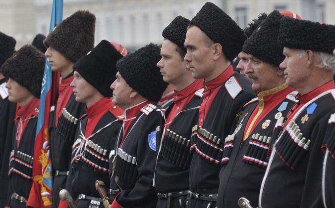 казаки, марш-бросок в историю
