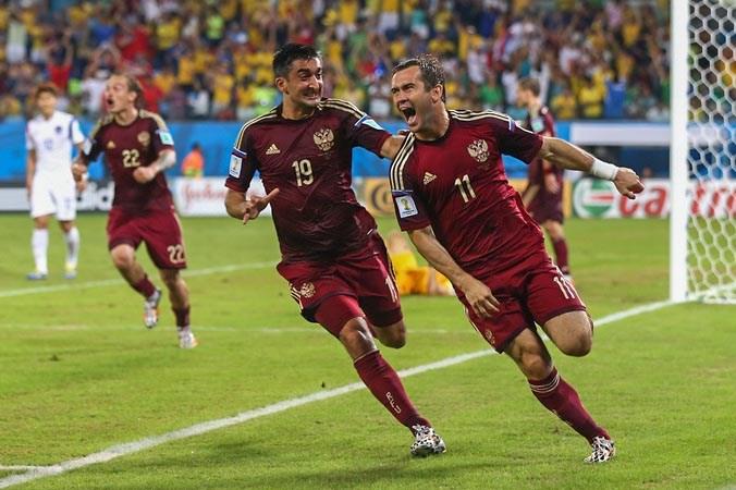 спорт, футбол, чемпионат мира в Бразилии, сборная России