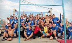 Street Workout, Кубок Чёрного моря, Новороссийск