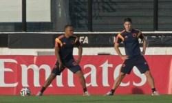 Лучший бомбардир чемпионата мира Хамес Родригес переходит в мадридский «Реал»