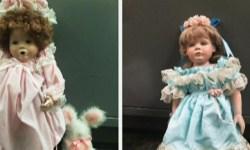 В Калифорнии ищут человека, подбрасывающего в дома странных кукол
