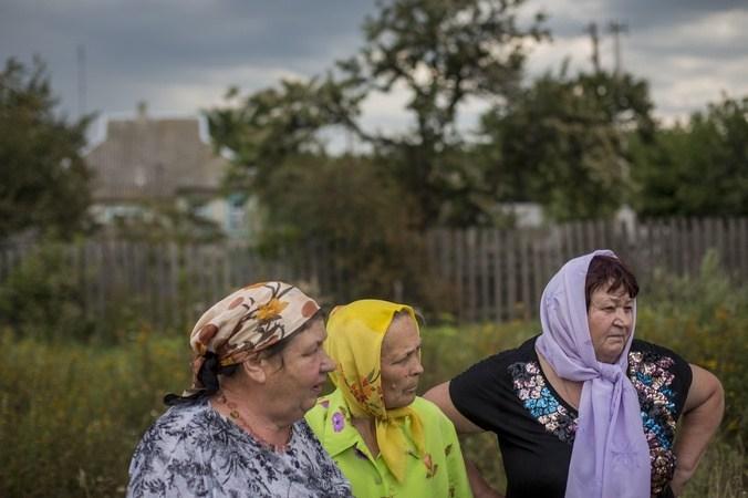Украина, ополченцы, Алчевск