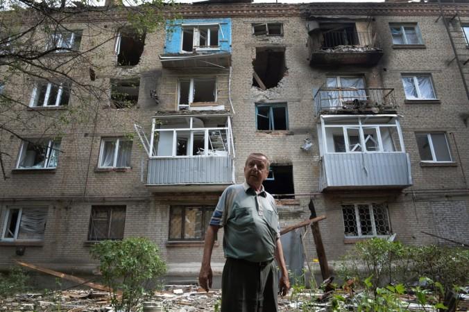 АТО, Украина, ополчение