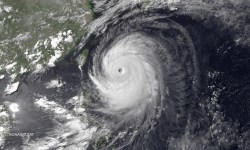 Тайфун, Япония, Ногури