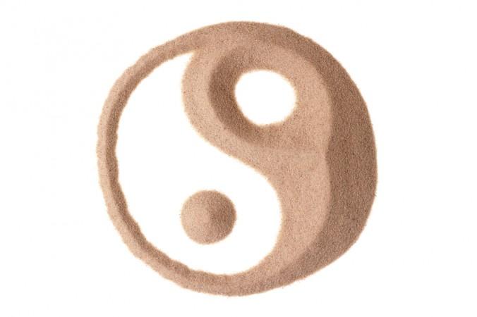 инь и ян, китайская медицина