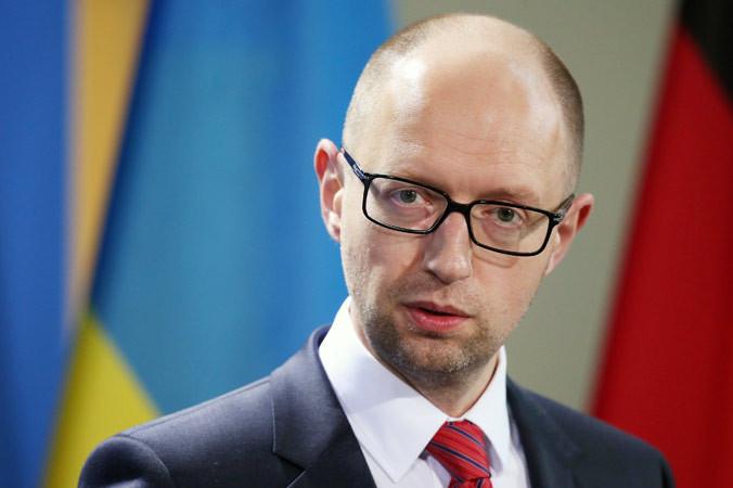 Арсений Яценюк, Украина, приватизация