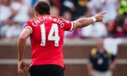 Матч между «Манчестер Юнайтед» и «Реалом» собрал рекордные 110 тысяч зрителей