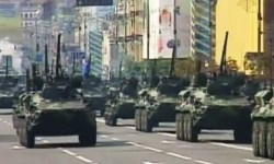 В Киеве прошёл парад в честь Дня независимости