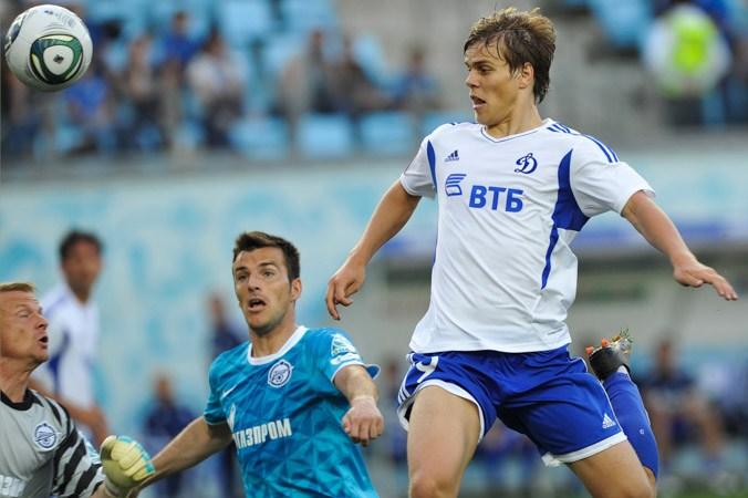 футбол, Зенит, Александар Лукович