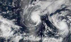 Гавайи, тайфун, Хулио, Исель