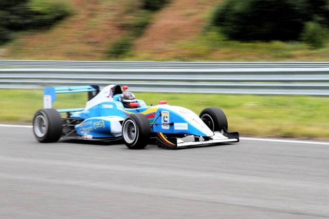 автоспорт, гонка, Формула Россия