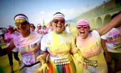 марафон, цвет, Великобритания