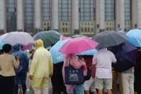 Китай, оползень, дожди