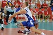 Волейбол, спорт, Польша, Спиридонов