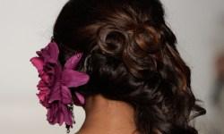 мода, свадьба, причёски