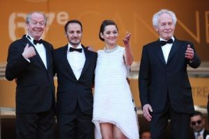"""""""Two Days, One Night"""" Premiere - The 67th Annual Cannes Film Festival"""