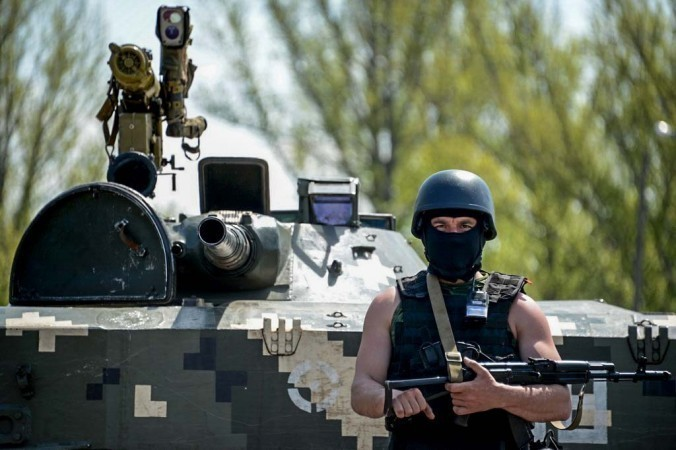 Польша, Украина, оружие
