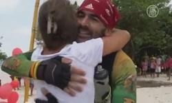 В Бразилии прошёл десятый «суровый» марафон