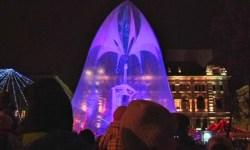 В Риге проходит красочный фестиваль света