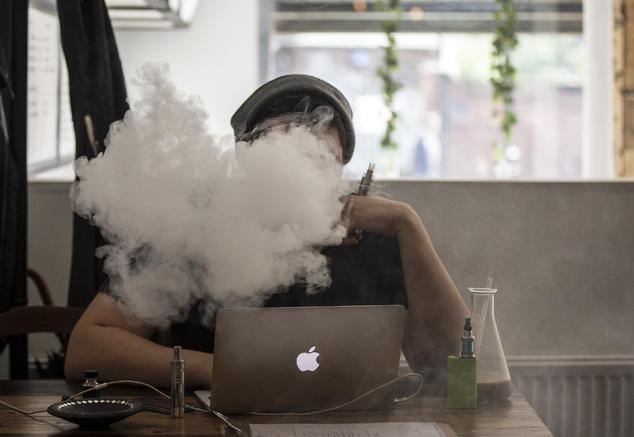рак от курения