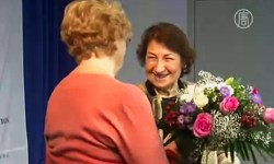 Пережившая Холокост и её подруга детства впервые встретились спустя 69 лет