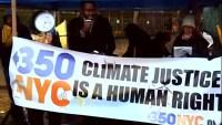 Изменение климата это вопрос номер один в сфере прав человека — активисты-экологи
