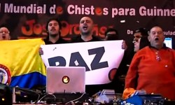 Колумбийский комик рассказывал анекдоты на 86 часов подряд