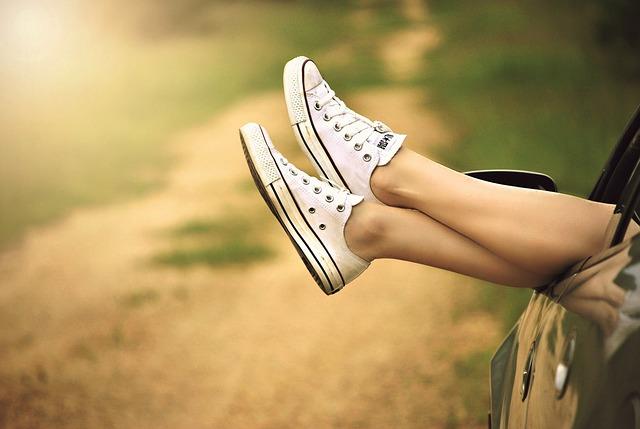 ноги, варикоз, кеды, отдых