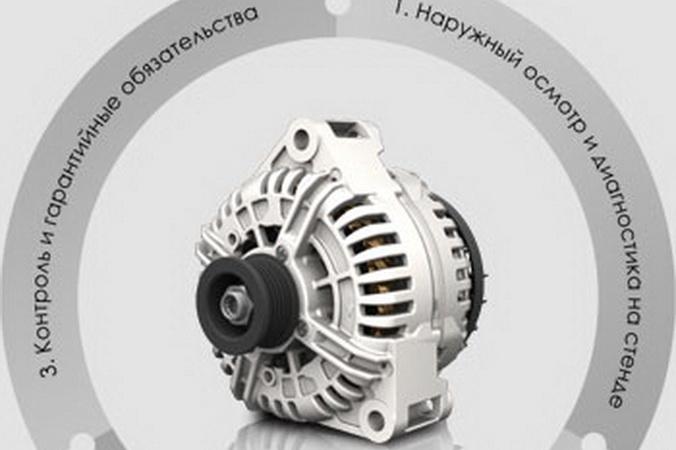 Ремонт автомобильных генераторов. Фото: rematec.ru