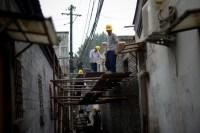 китайские строители