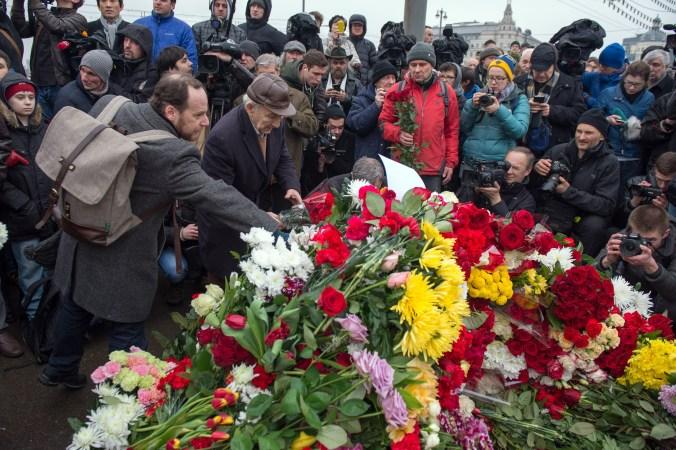 Мурманск, Борис Немцов, акция, убийство
