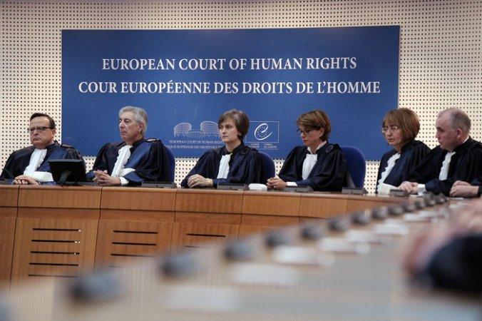 ЕСПЧ: В 2015 году Россия заняла первое место в Европе по нарушениям хотя бы одной статьи международной конвенции по правам человека.